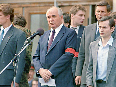Lithuania wants to probe Gorbachev over 1991 bloody crackdown