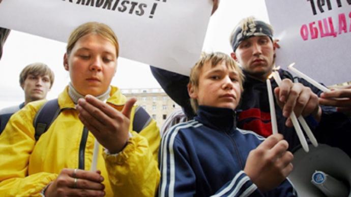 Washington presentation of Chechen militant's book prompts Russian criticism