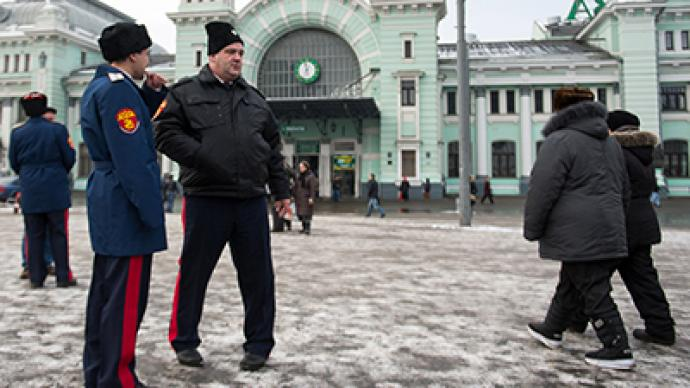 Cossack vigilantes start patrolling Moscow streets