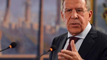 Foul-mouthed diplomacy: Lavrov cops to swearing during negotiations