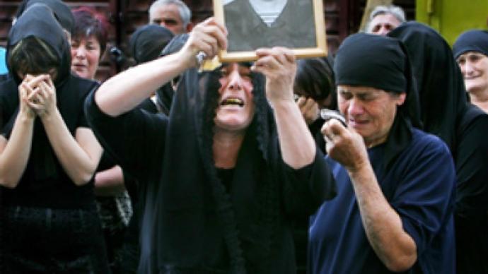 Witnesses reveal 'Georgian atrocities'