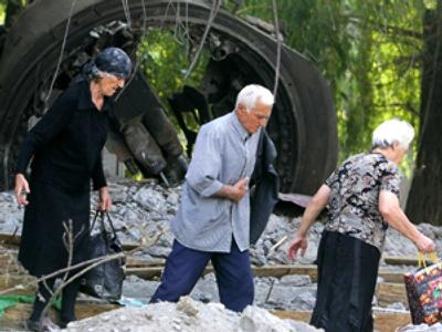 """""""Worse than Stalingrad"""" – Tskhinval resident"""