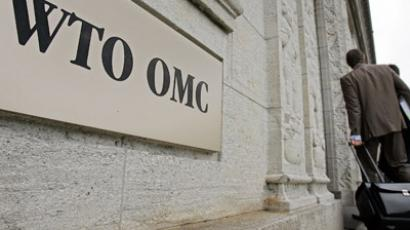 Anti-WTO sentiment grows in Russia