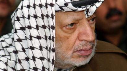 Arafat's widow sets record straight on Russian analysis of husband's body