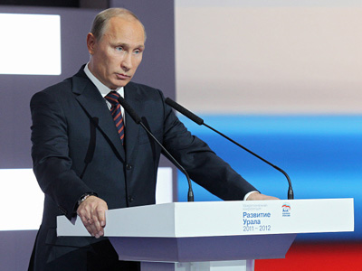 After the election I'll go and wash my face – Putin