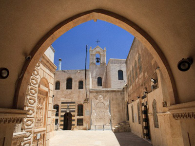 Russian youth movement plans mission to Syria to protect historic sites