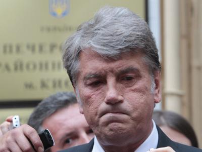 """Yushchenko is lying"" - Kremlin source"