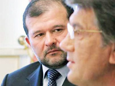 Yushchenko's ex-right-hand man: boss has lost right to be re-elected