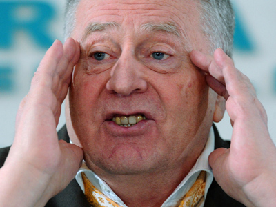 FSB should approve governor candidates – Zhirinovsky