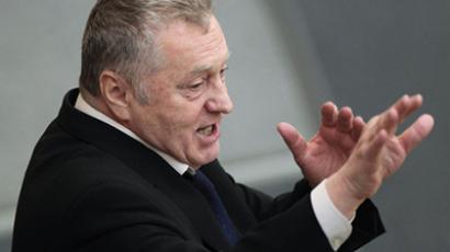 Secret services should unite, Russian Liberal Democrats say