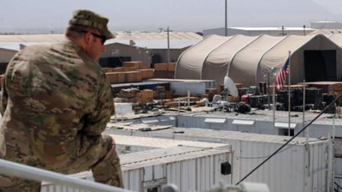 Drugs and Death at Bagram