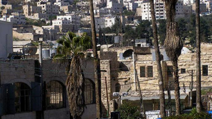 This is my land…Hebron