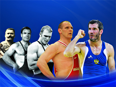 Foreign wrestlers flock to Dagestan ahead of London 2012