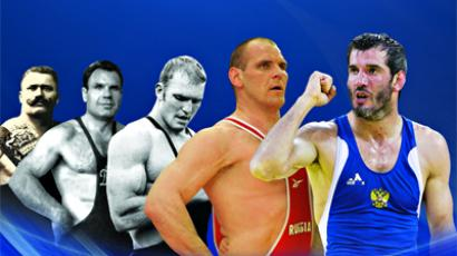World's best wrestlers commemorate legendary Yarygin