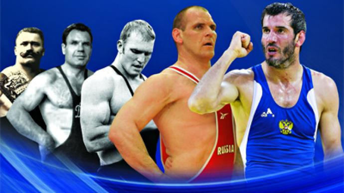 2011 declared year of Russian classical wresting