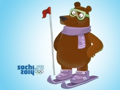 Russia in homestretch of choosing 2014 Olympics mascot