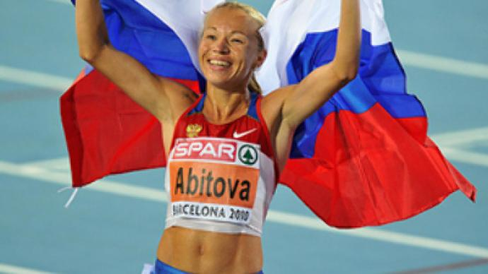 Silver and bronze for Russia in Barcelona