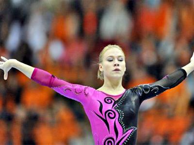 Afanasyeva stunned by Gymnastics Worlds gold