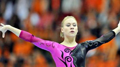 Russian gymnasts judged harshly?