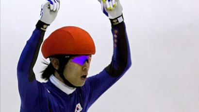 S. Korean short-track legend gains Russian citizenship to fulfill Sochi dream
