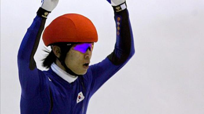 South Korean Olympic champ to race for Russia at Sochi 2014