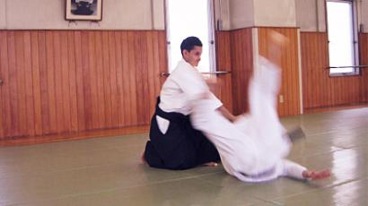 Japanese sensei opens Kyokushinkai school in Moscow
