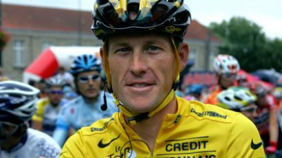 USADA strips Lance Armstrong of Tour titles, issues life ban as he quits dope fight