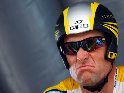 Armstrong stripped of Tour de France titles