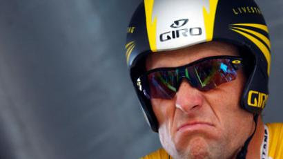 'A ruthless desire to win at all costs was my biggest flaw' - Armstrong