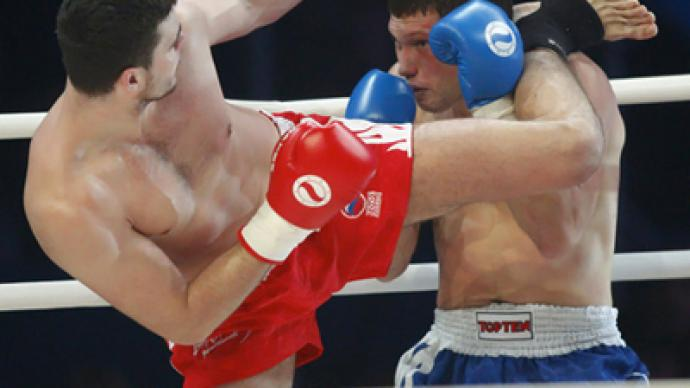 Russian fighters dominate Battle of Champions