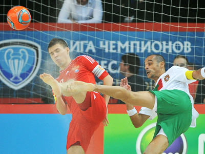 Russian beach soccer squad through to World Cup