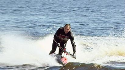Water skiing world title goes to Belarus
