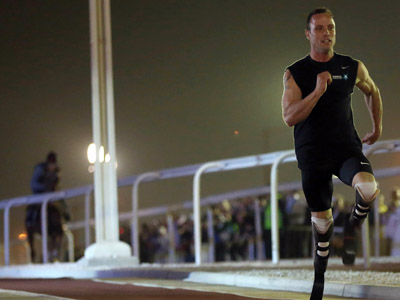 Technology behind Paralympic success