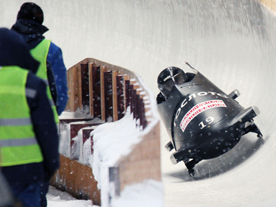 ​Sochi Supertrack: Record-length bobsleigh track awaits Olympic sportsmen