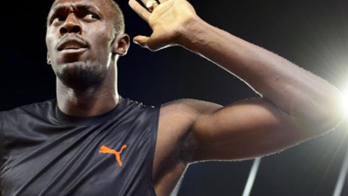 Bolt wants too much to advertise Moscow World Athletics Champs