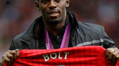 Bolt to turn to football after Rio 2016