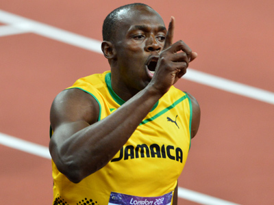 Bolt still world's fastest man