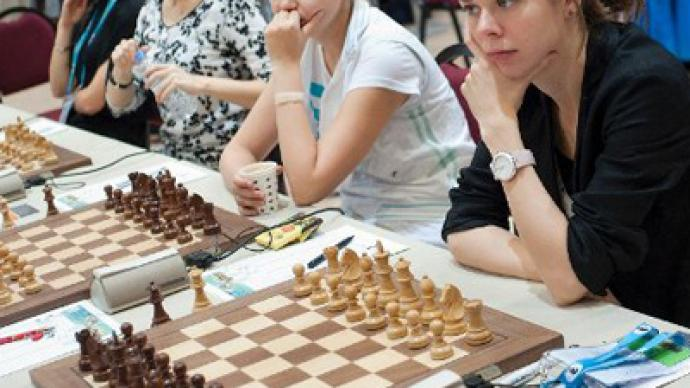 Russian women claim Chess Olympiad gold