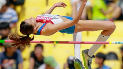 Ladies bring Russia two more golds in Daegu