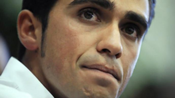 Contador angry with cycling officials