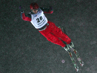 Russian freestyle skiers see breakthrough in Sochi