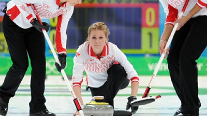 Russian curling boosted by Canada ahead of Sochi Olympics