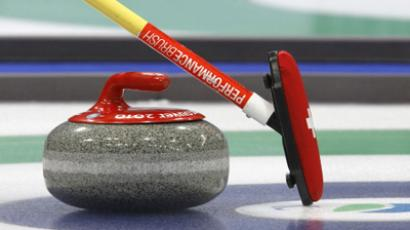 Russian curlers one win away from European playoffs