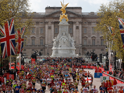 Britain mourns London marathon death