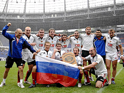 No rest for Russia's rugby internationals