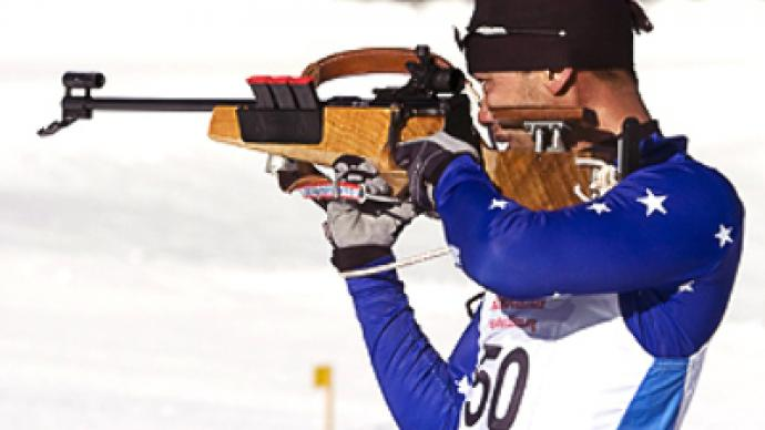 Dope test casts gloom over biathletes