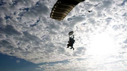 Russian skydiver dies after accident