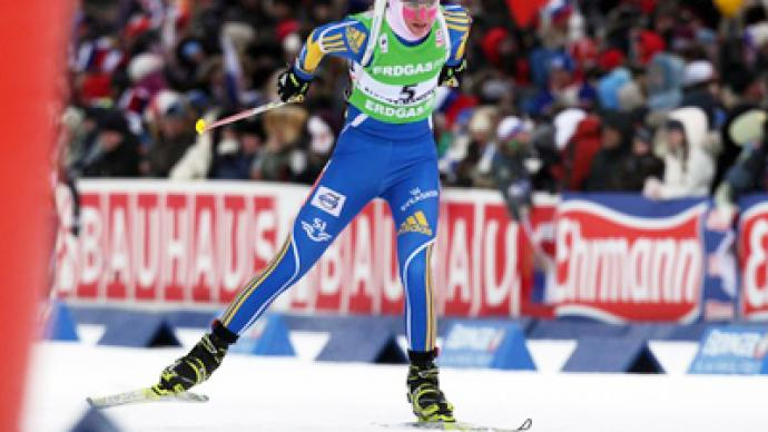 Ekholm wins individual gold in Khanty-Mansiysk, Russian women still without medals