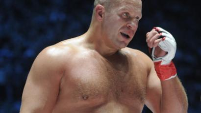 Emelianenko bros meet on the mat (VIDEO)
