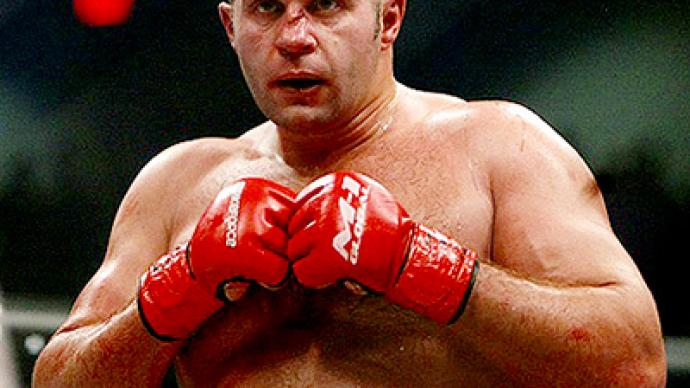 Fedor dropped by Strikeforce